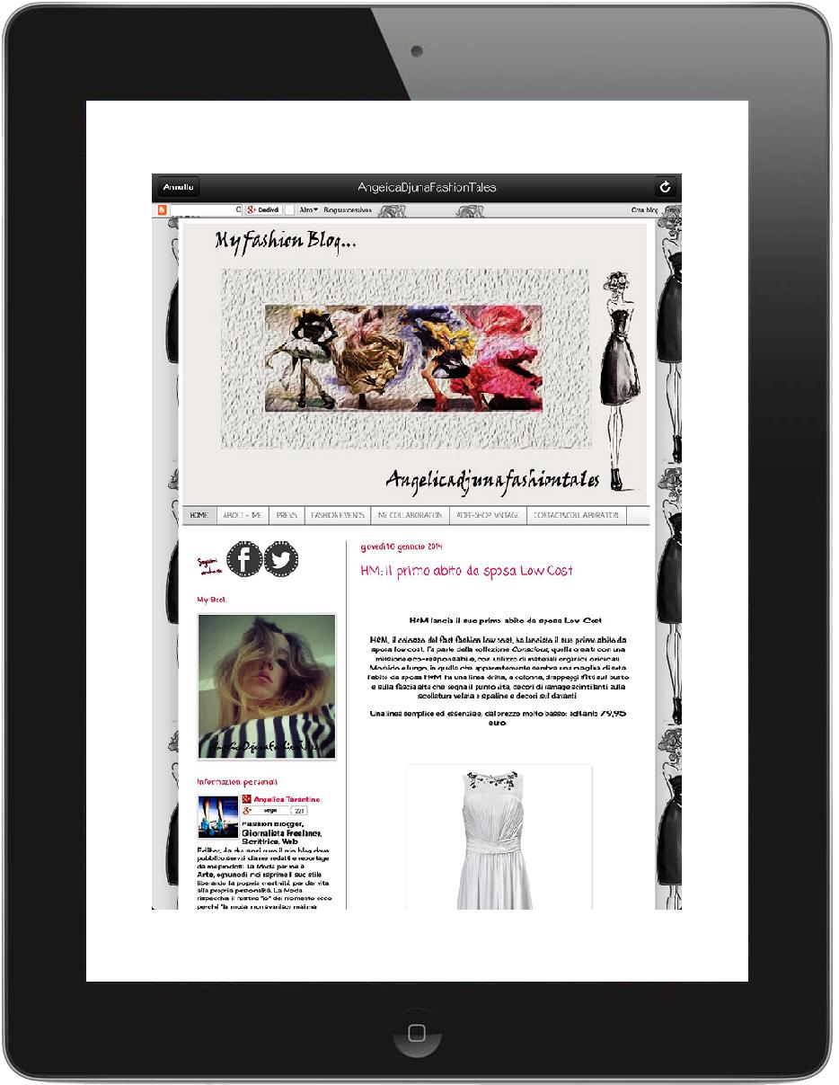 My Blog...Ovunque con Voi!