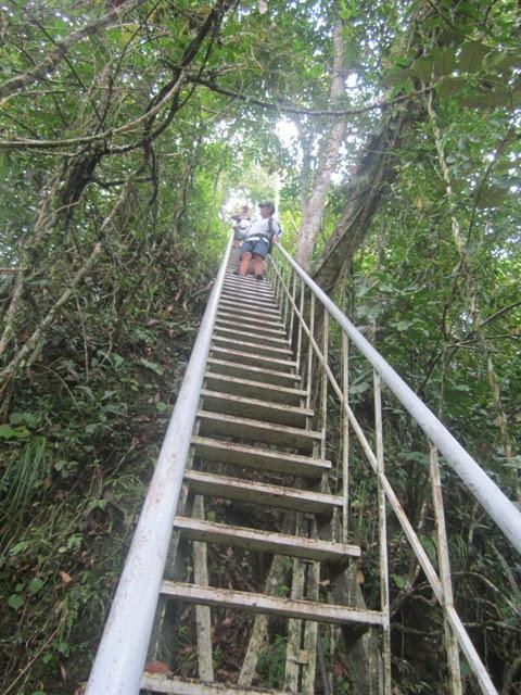 pagsanjan falls via cavinti, magdapio falls, pagsanjan falls through cavinti, pagsanjan falls itinerary, cavinti trek to pagsanjan falls, cavinti adventure, cavinti steel ladder