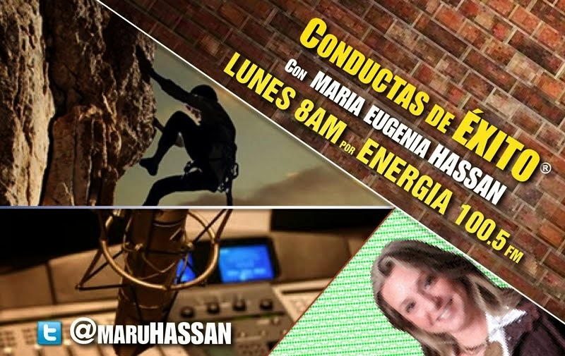 Conductas de Éxito en la radio