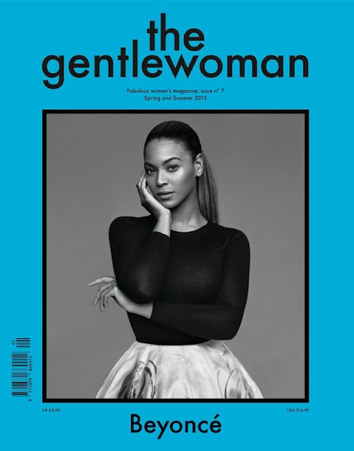 Beyoncé on the Cover of The Gentlewoman #7