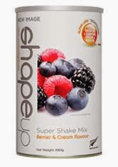 SHAPE UP BERRIES & CREAM