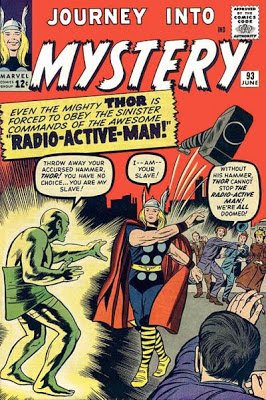 Journey into Mystery # 93, Thor and the Radio-active Man