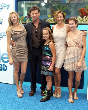 Harry Connick Jr Family 2014 The connick, jr. family.
