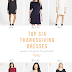 Thanksgiving Dresses Under $100 From Nordstrom