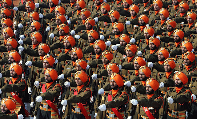 sikh regement indian army
