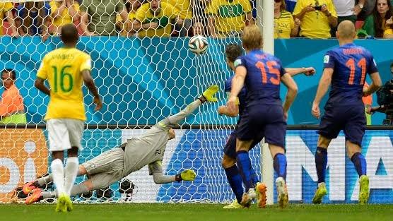 brezilya maç özeti,hollanda maç özeti,hollanda golleri