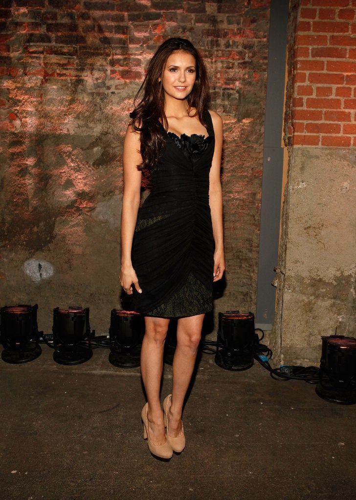 Celebrities best little black dresses