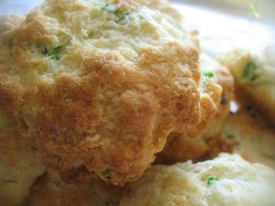 Jalapeño Cheddar Scones | Lisa's Kitchen | Vegetarian ...