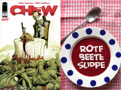 Chew - Rote Beete Suppe