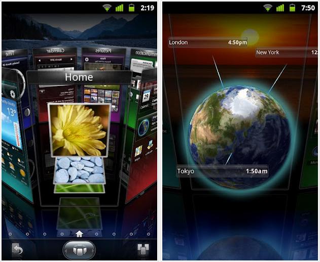 Launcher spb 3d Extratecno. calendar gadget for vista. spb shell 3d gratuit