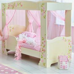 Camas muy originales para ni as fuera de lo com n decoracion de salones - Dosel para cama nina ...