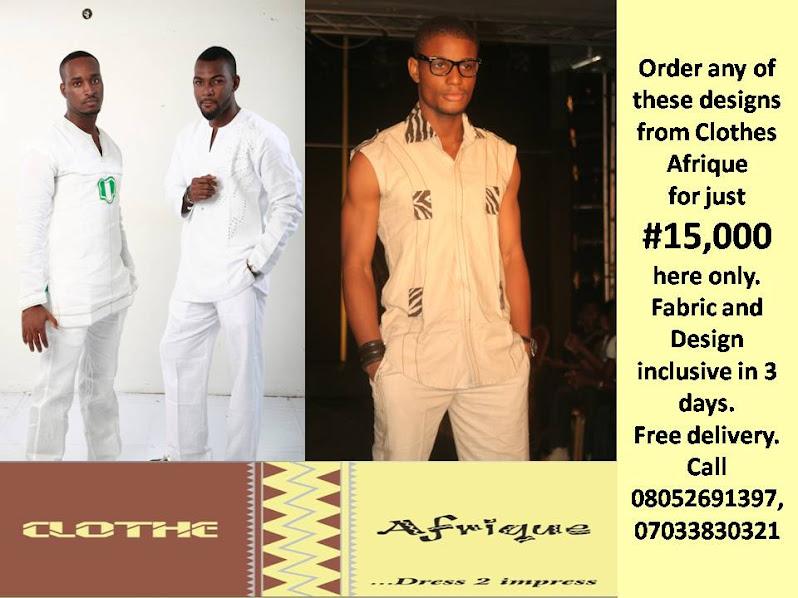 CLOTHE AFRIQUE