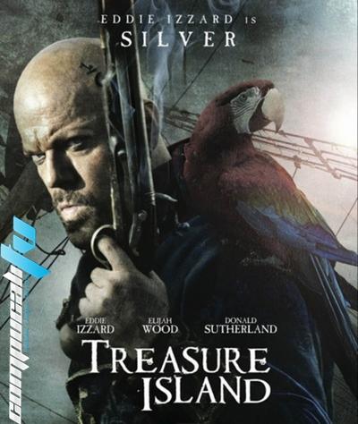 Treasure Island DVDRip Español Latino Descargar 2012