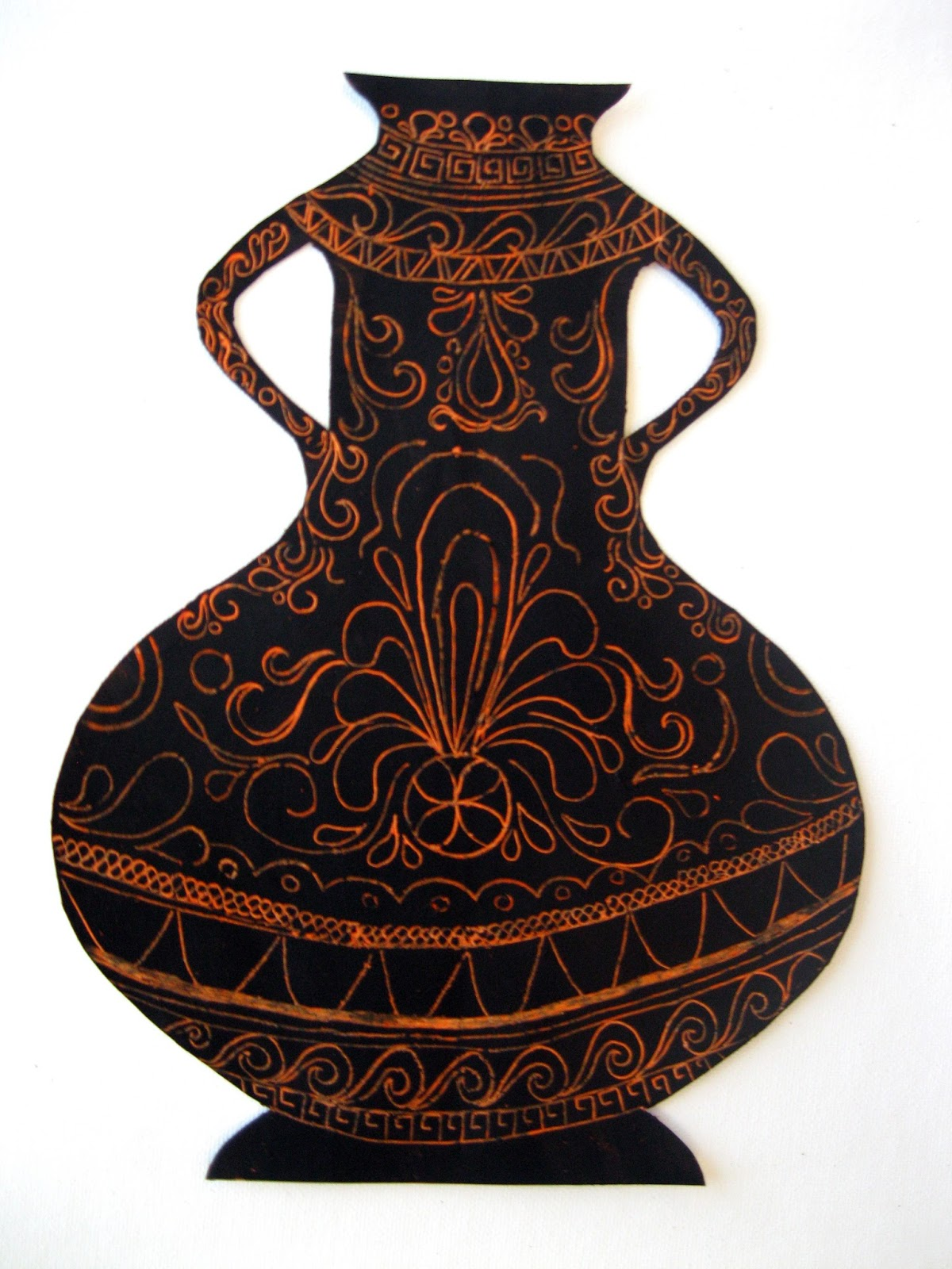 More greek vases art class ideas to do this fun and instructional project reviewsmspy