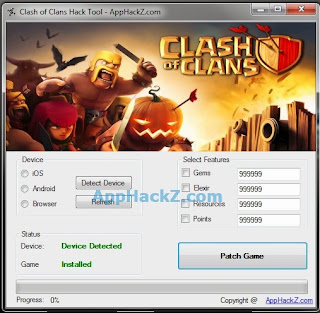 Clash Of Clans Hileli İndir Para hileli .Apk full Android 2014 Yeni HACK