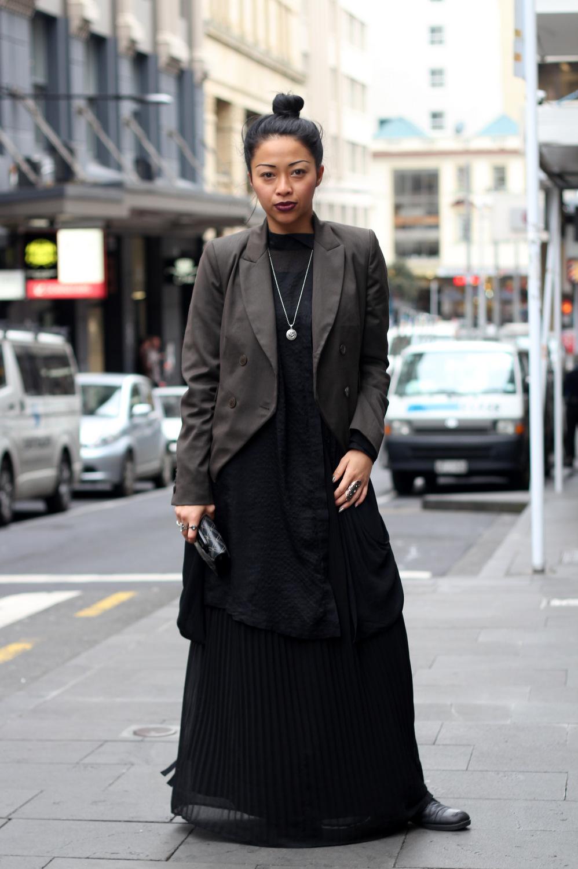 Foureyes New Zealand Street Style Fashion Blog Jackie