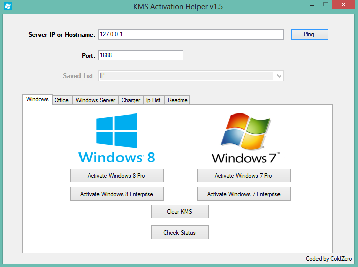 windows 7 activator  kms