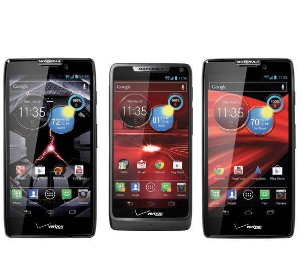Motorola unveils 3 phones under Droid range