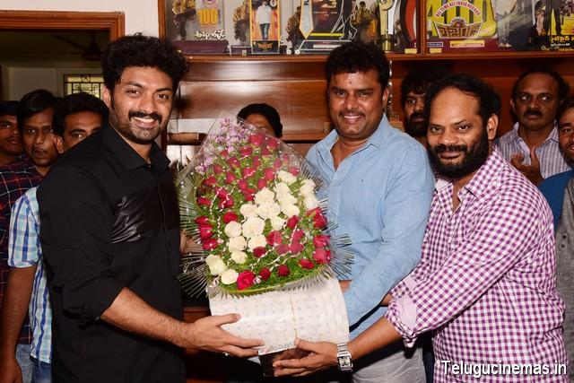 Sher team Birthday wishes to Kalyan Ram Sher Team Celebrated Kalyan Ram Birthday