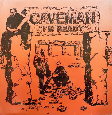 Caveman – I'm Ready (VLS) (1991) (192 kbps)