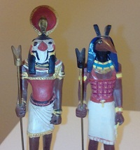 dios Ra y dios Seth
