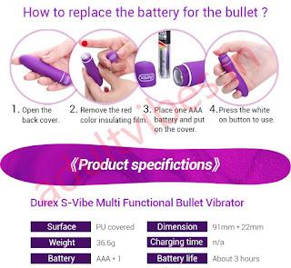 Durex%2BPlay%2BS-Vibe%2Bvibrating%2Bbull