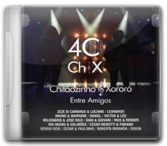 capa%2BCD Baixar DVD Chitãozinho e Xororó – 40 Anos Entre Amigos Ouvir mp3 e Letras .