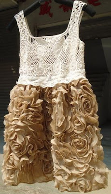 vestido ceremonia niña poppy tots