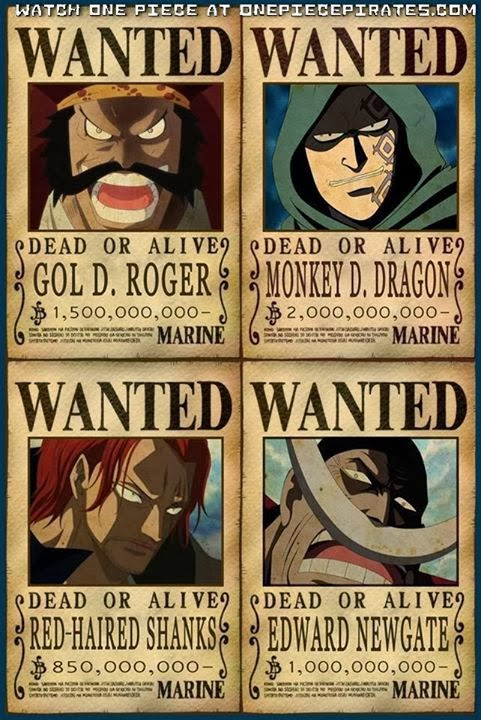 Bounty Sementara Di One Piece Download Any