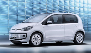 Volkswagen Up! 5-Door (2012) Front Side