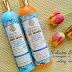 Natura Siberica- szampon rokitnikowy i balsam rokitnikowy z efektem laminowania do włosów zniszczonych