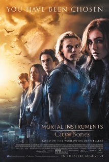 The Mortal Instruments: City of Bones DVD release date
