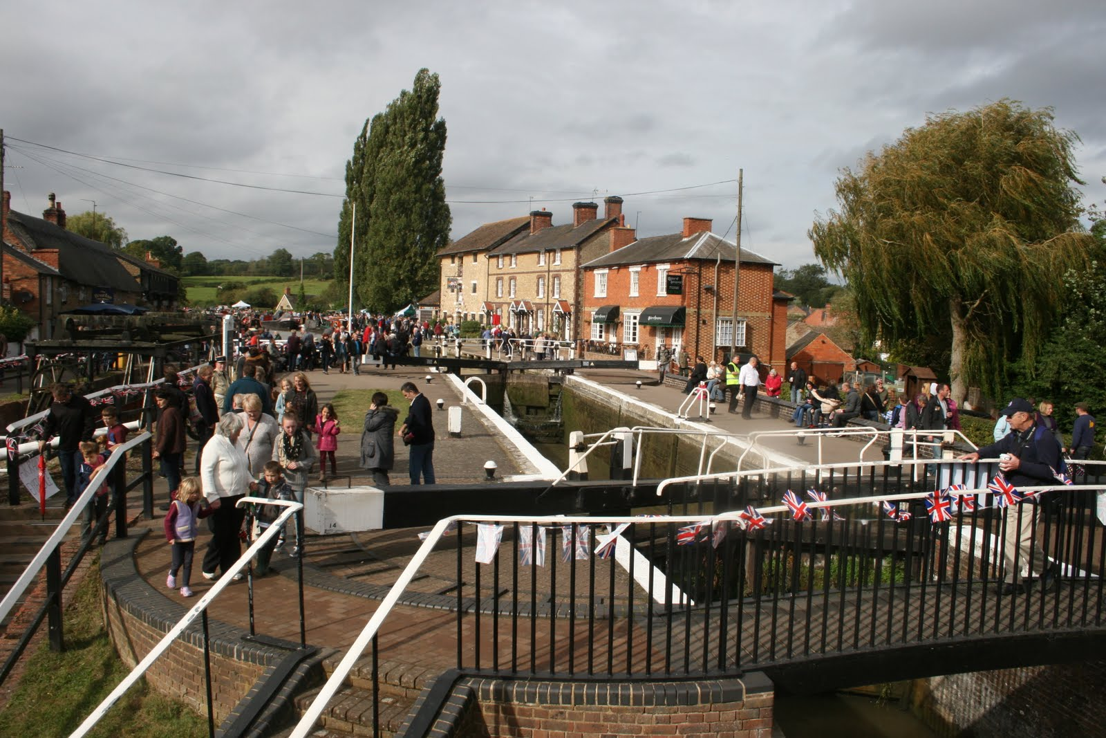 why was the canal built through stoke bruerne essay The friends of the canal museum are a registered charity set up in 2006 to support the work of the canal museum at stoke bruerne through volunteer built in 1935.