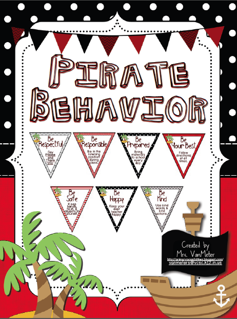 http://www.teacherspayteachers.com/Product/Pirate-Behavior-PBIS-1275487
