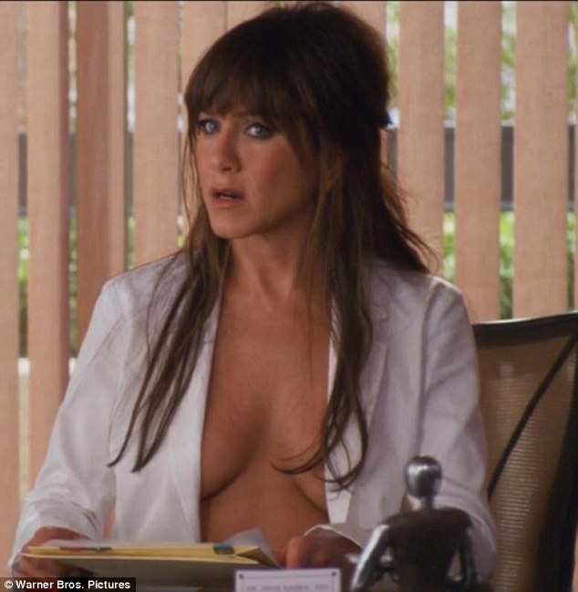 Thoughts about Jennifer Aniston. Horrible Bosses.