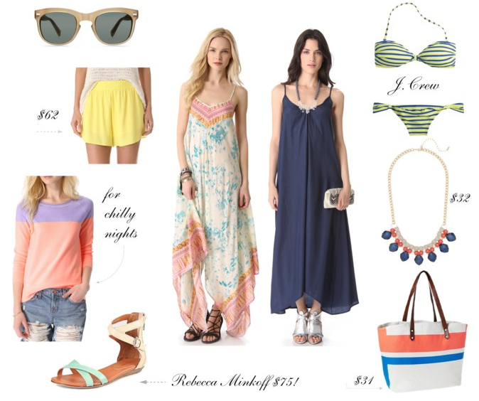 Summer Essentials Under $150