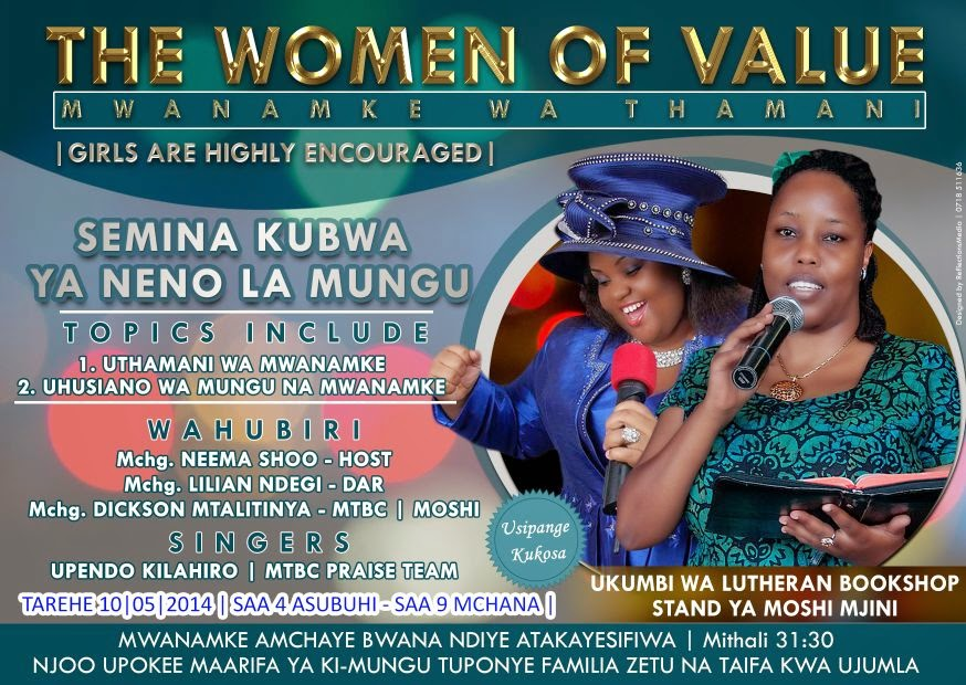 WOMAN OF VALUE