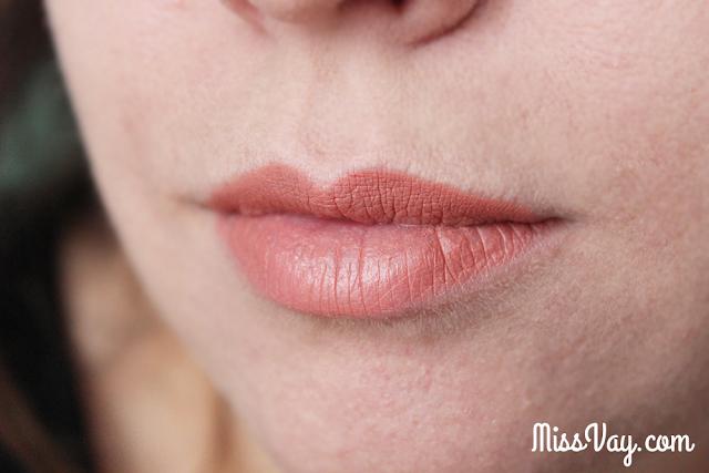 NYX Crème à lèvres douce et mate