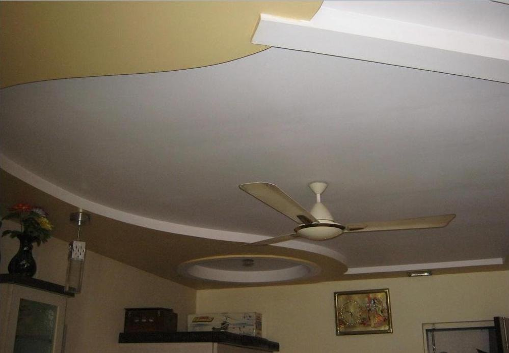 plaster of paris false ceiling images | Interior Decorating and ...