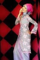 jilbab untuk kebaya
