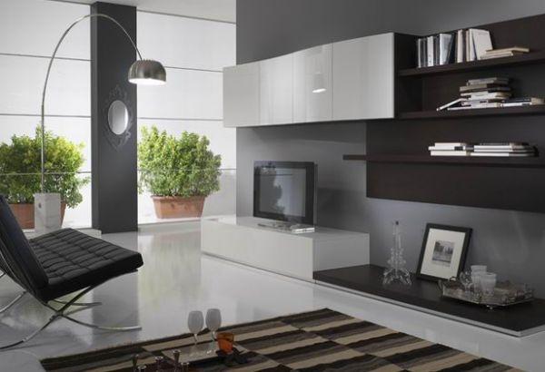 Imbiancare casa idee colori e abbinamenti per imbiancare for Foto di salotti arredati moderni