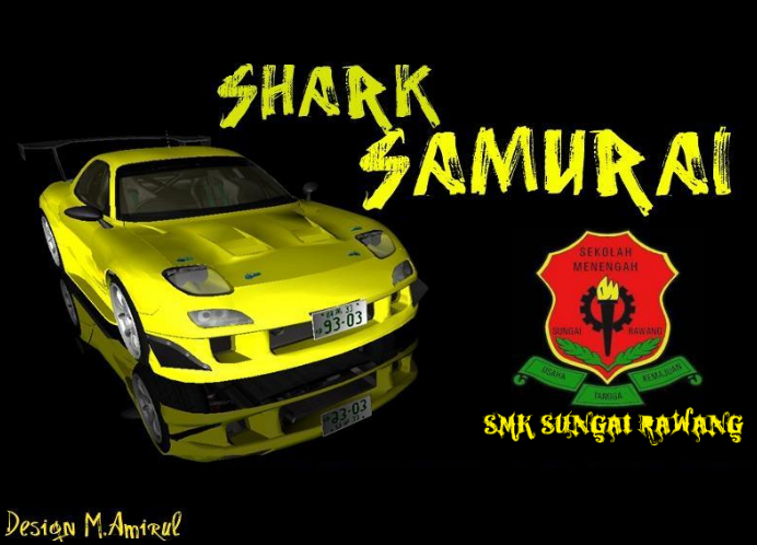 SharkSamurai