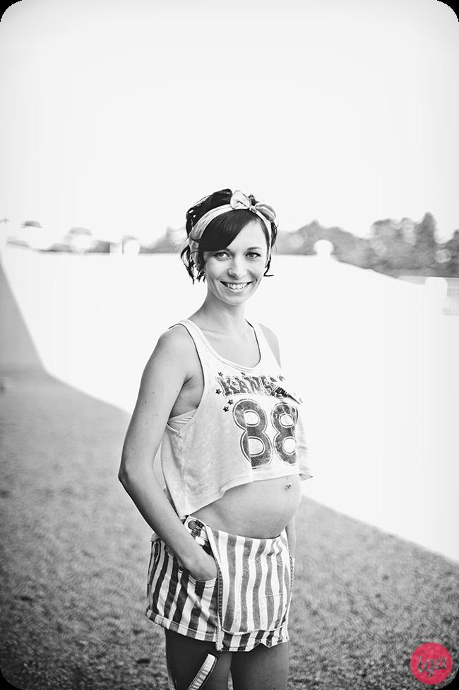 ciekawe zdjęcia ciążowe Wrocław