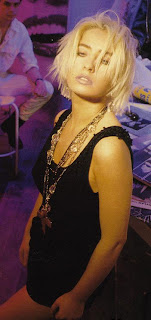 Transvision Vamp (look it up, kids!)