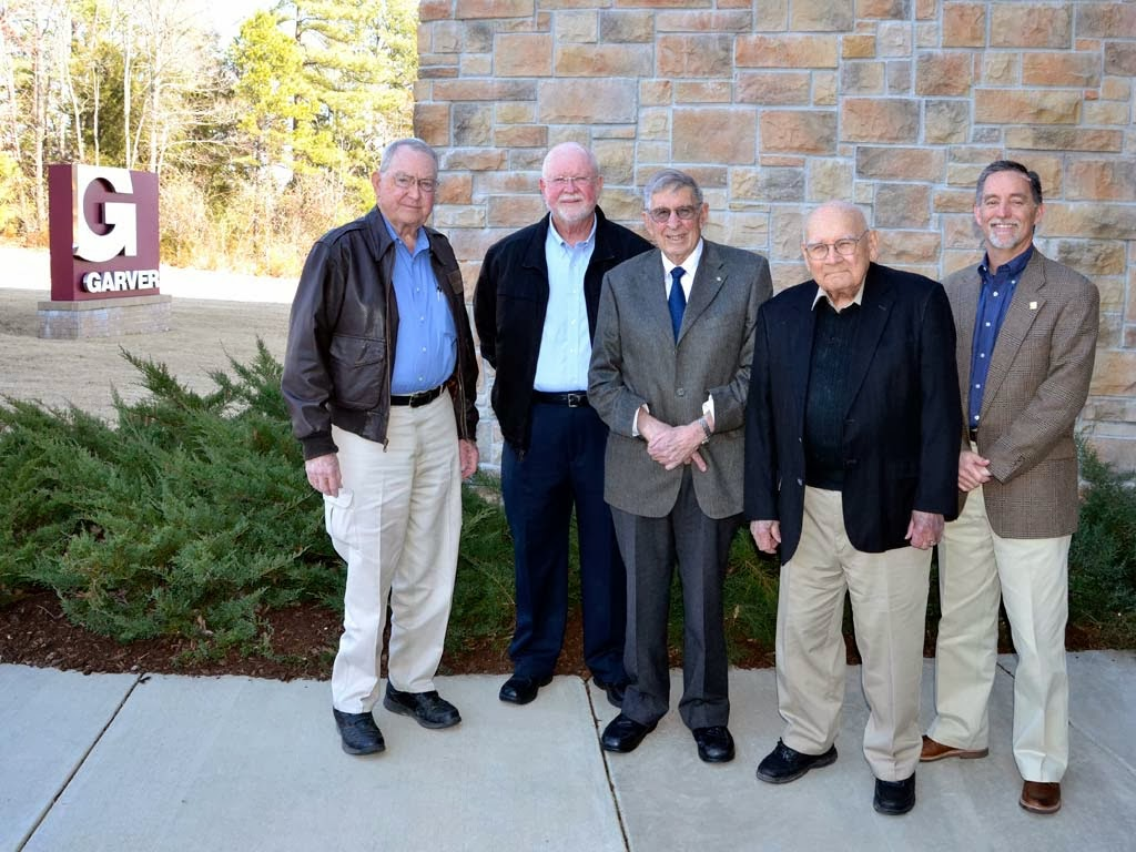 Former Garver Leaders Come Together
