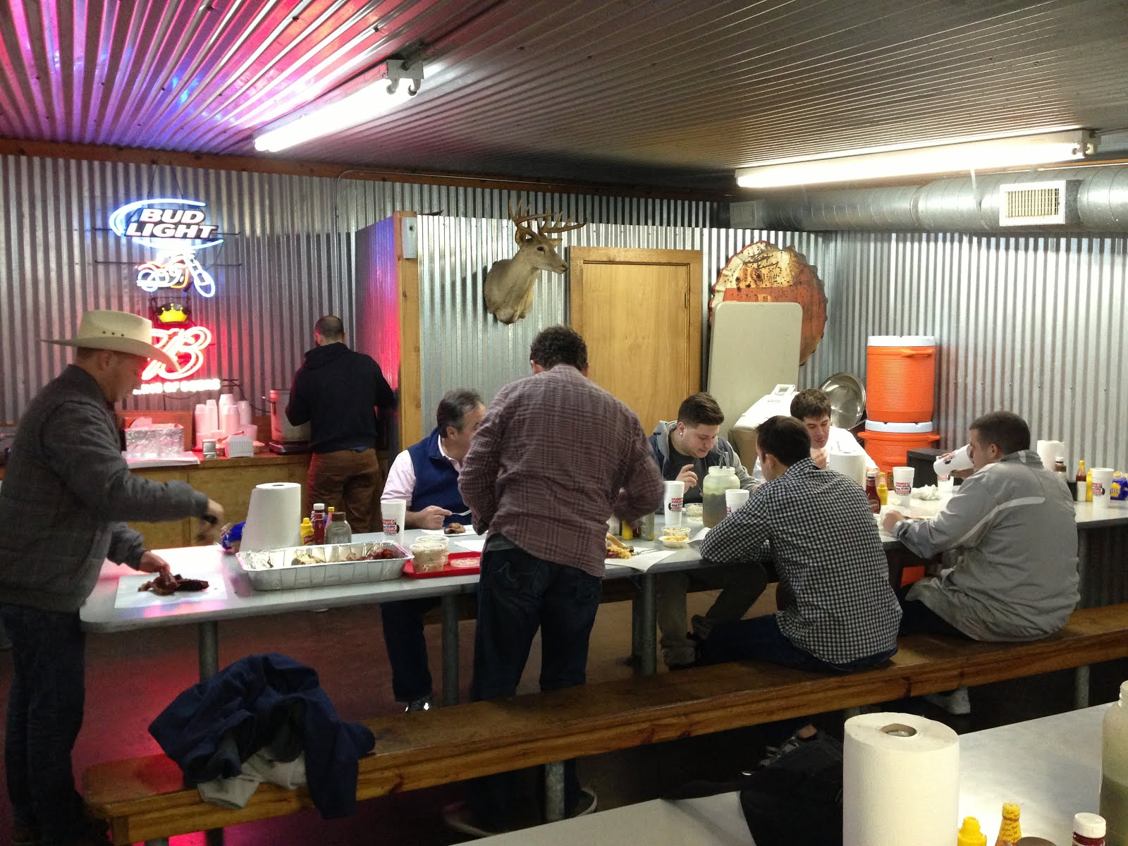 man up tales of texas bbq stop 5 of our december texas q tour