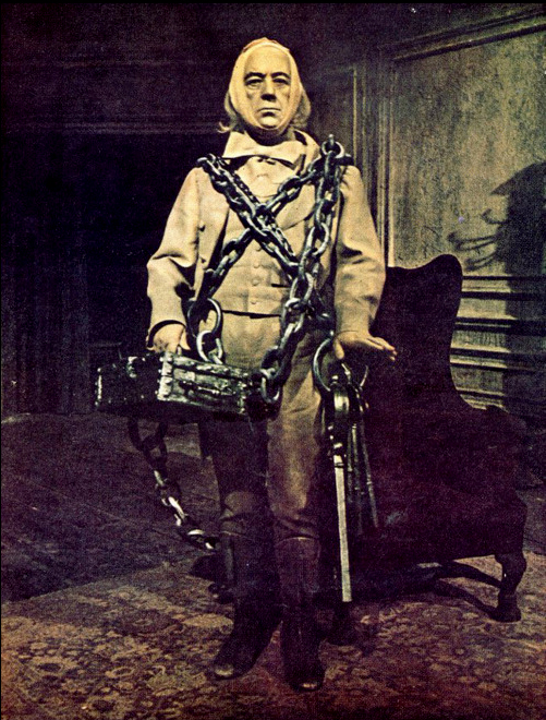 2nd First Look: Scrooge (1970)