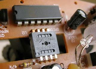 Terminal IC Mouse Komputer