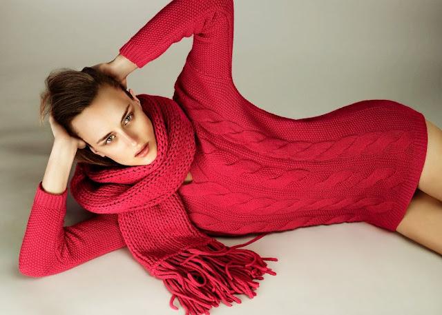 вязаные модели для женщин Iris von Arnim