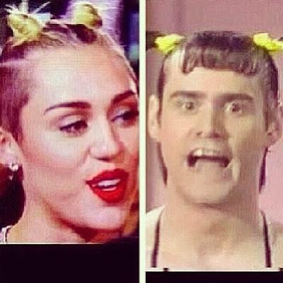 Funny Miley Cyrus Vma